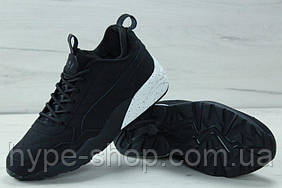 Мужские черные кроссовки Puma Ronnie Fieg | Люкс Реплика