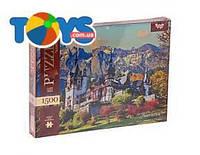 Пазлы 1500 «Замок», C1500-02-07