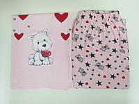 Пижама женская с  собачкой Nicoletta, фото 1