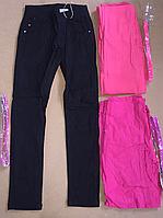 Котоновые брюки для девочек оптом, Taurus,134-164 рр., арт. X-0120#