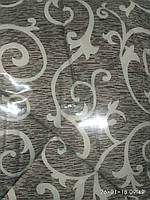Одеяло с холлофайбером поликаттон узор темный - Ковдра з холлофайбером поликаттон візерунок темний