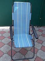 Раскладное кресло-шезлонг Мальта
