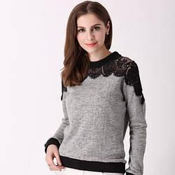 Специальное предложение для розничных компаний! Обновление каталога женских свитеров оптом! Только актуальные модели 2018 года!