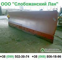 🇺🇦 Лопата (отвал на трактор МТЗ-80, Т-40) тракторная снегоуборочная ЛТС-1.00.00.000
