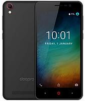 """Doopro P3 Black 1/8 Gb, 5"""", MT6580, 3G"""