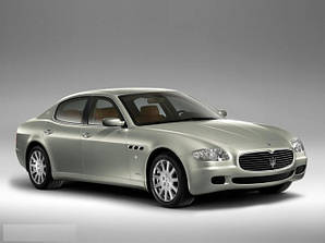 Maserati Quattroporte / Мазетари Кватропорте (Седан) (2004-)