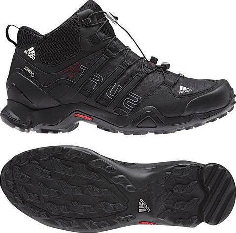 Ботинки Terrex Swift R Mid GTX Shoes , фото 2
