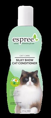 Espree Silky Show Cat Conditioner, 355 мл - шелковый выставочный кондиционер для кошек и котят