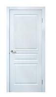 Двери межкомнатные Барселона Омис ПВХ Белый ПГ