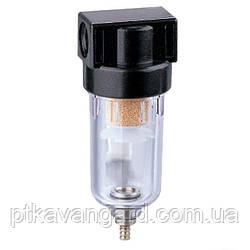 """Фильтр для очистки воздуха 1/4"""" INTERTOOL PT-1411"""