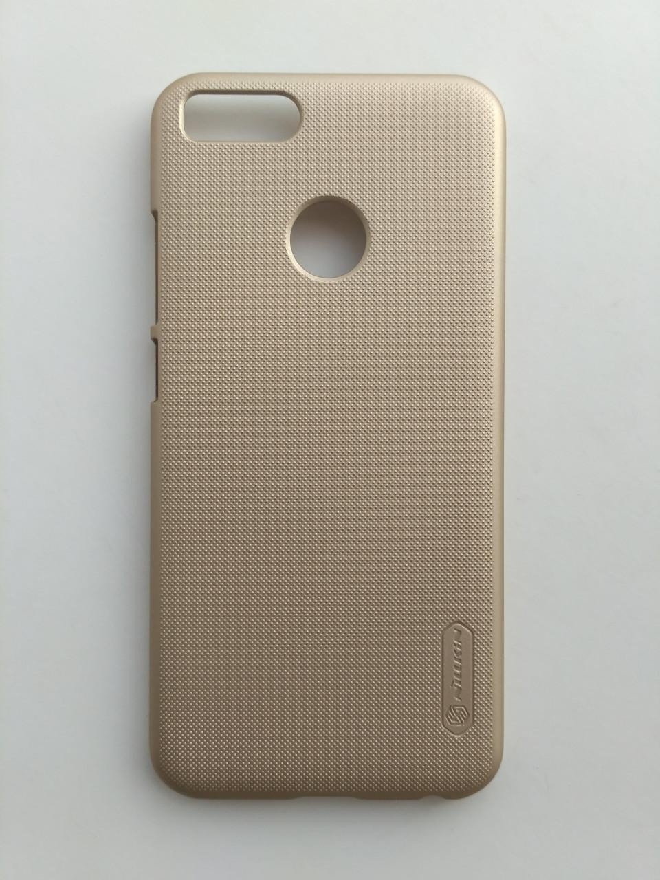 Nillkin Frosted золотой Xiaomi Mi5x / Mi A1 + пленка