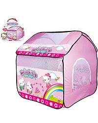 Игровая палатка Домик с Китти Hello Kitty