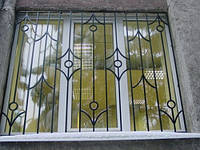 Решётки на окна вариант №45