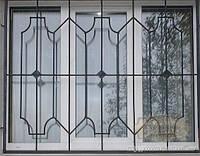 Решётки на окна вариант №46