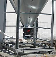 Изготовление бункерных весов.