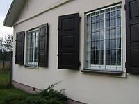 Решётки на окна вариант №47