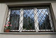 Решётки на окна вариант №48