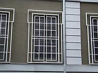 Решётки на окна вариант №49