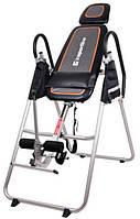 Инверсионный стол Insportline Inverso, тренажер для спины и позвоночника