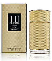 Оригинальная парфюмированная вода для мужчин Alfred Dunhill Icon Absolute 100мл (Альфред Данхил Икон Абсолют)