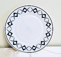 Тарелка столовая мелкая(6шт)