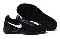 Мужские кроссовки Nike SB Paul Men Black White Fantasy (Реплика ААА+)