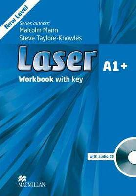 Laser 3rd Edition A1+ Workbook with key and audio CD (Рабочая тетрадь)