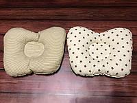 Двохстороння дитяча ортопедична подушка від місяця до 1 року