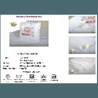 Одеяло Teom Bebek + подушка