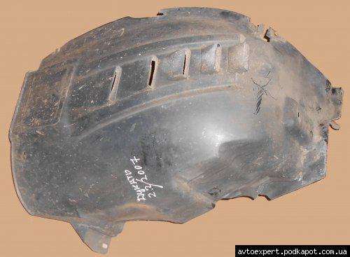 Подкрылок подкрылки Peugeot Boxer Пежо Боксер 2006-