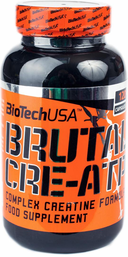Brutal Cre-ATP BioTech 120 caps
