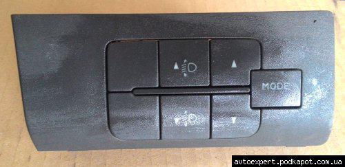 Блок кнопок Peugeot Boxer Пежо Боксер 2006-