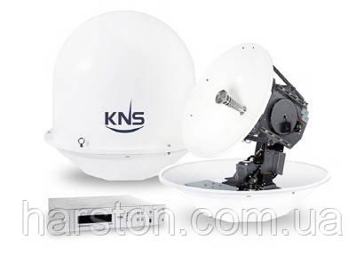 Антенна для спутникового интернета на яхту KNS VSAT A6 - Ku