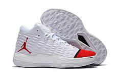 Мужские кроссовки Nike Air Jordan Melo M13 White/Red, фото 2