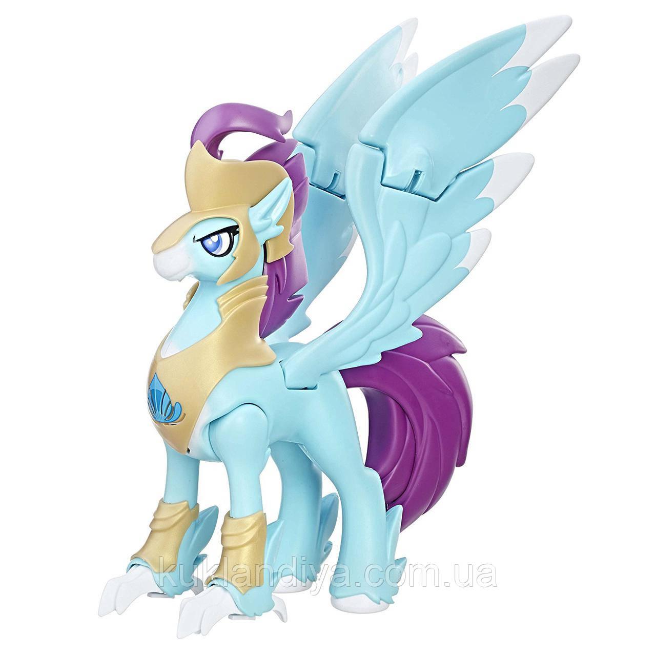 Гипогриф Стратус Скайрейнджер My Little Pony фігурка охоронця зі звуковими ефектами