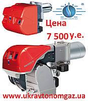 Газовая горелка Riello RS 100, 1163 кВт, природный газ / LPG, автономное газоснабжение пропан-бутаном