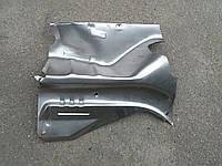 Ремонтная вставка брызговика правого ВАЗ-2108 передняя часть
