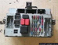 Блок предохранителей Fiat Doblo -05 Фиат Добло 1.9