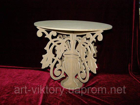 Подставка для торта (33 х 38 см), декор, фото 2