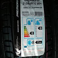 Шина Premiorri Solazo 215/65R16 98H