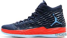 Баскетбольные кроссовки Air Jordan Melo M13 Midnight Navy