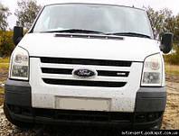 Бампер передний ( в сборе или часть) Ford Transit Форд Транзит 06