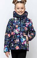 Модная детская куртка для девочки   VKD-4
