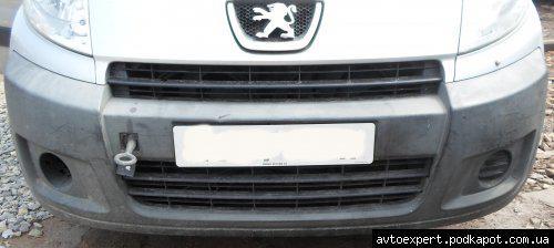 Бампер передний Fiat Scudo (2007-2016), Peugeot Expert, Citroen Jumpy
