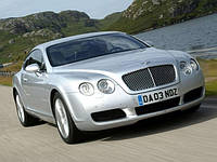Бентли Контитенталь / Bentley Continental GT (купе) (2003-2011)