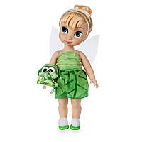 Кукла  Дисней Фея Динь Динь из коллекции Аниматоры 40 см (Disney Animators' Collection Tinker Bell Doll - 16')
