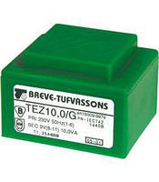 Трансформатор TEZ 0.5/D230/12 22x23x19мм BREVE