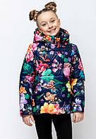 Модная детская куртка для девочки   VKD-2