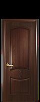 """Межкомнатные двери """"Донна"""" глухое полотно с гравировкой, фото 1"""