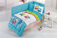 Набор для новорожденного в кроватку KRISTAL BEBEK